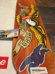 *new* Supreme / Anti Hero The Pope Slayer Skateboard deck DS - 8.5