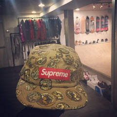 *new* Supreme Coins 5 Panel Camp DS