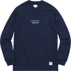 *new* Supreme Thistle LS - DS Small