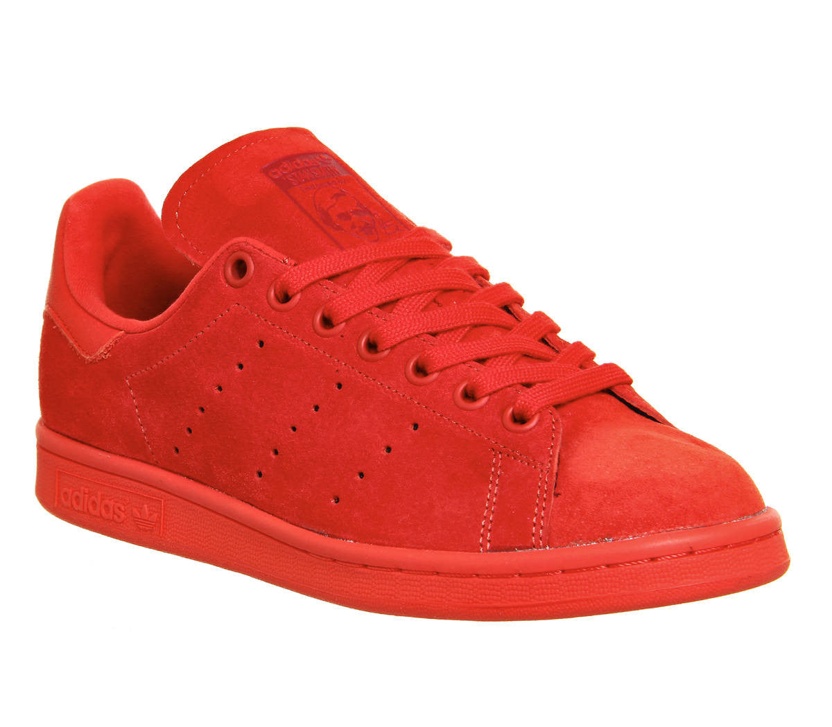 Adidas Stan Smith Mono Red Suede 10 – SHCCK 71b1b6e25dc5