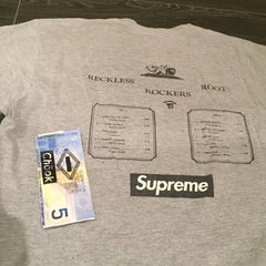 *new* Supreme Wackies Tee XL