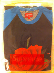 Supreme Melting Rose Raglan (Blue)