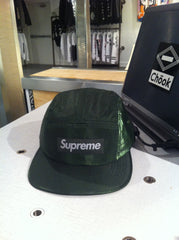 *new* Supreme Iridescent Ripstop Camp Cap DS