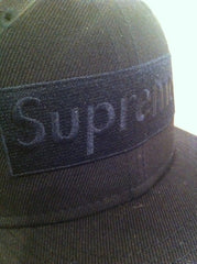 Supreme Navy Tonal Fitted DS