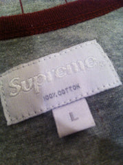 Supreme Striped Henley