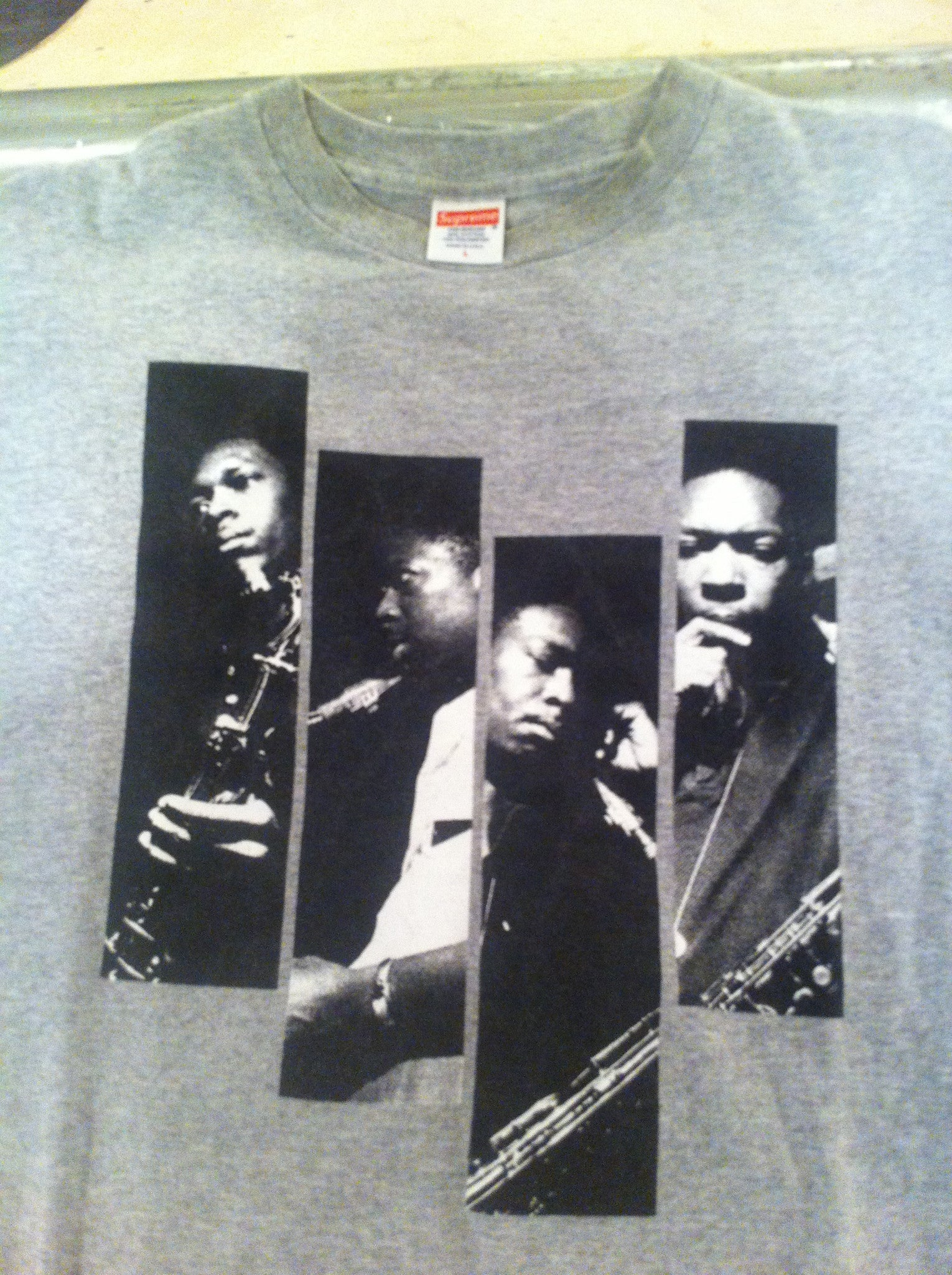 Supreme Quartet Tee
