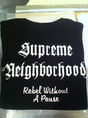 Supreme / Neighbourhood Tee
