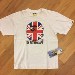 *new* Bape UK Ape Head Tee