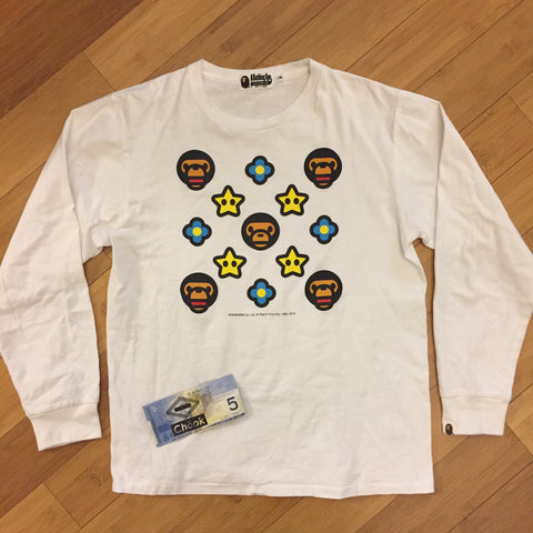 *new* Bape Baby Milo Long Sleeve