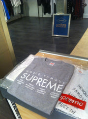 Supreme International Tee