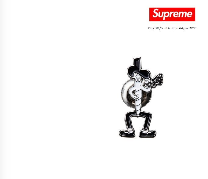*new* Supreme Blade Jointman Pin