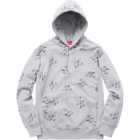 *new* Supreme Eat Me Hoodie XL