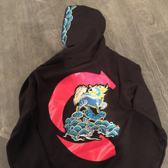 "*new* Chook ""Actuary"" Embroidered Hoodie"