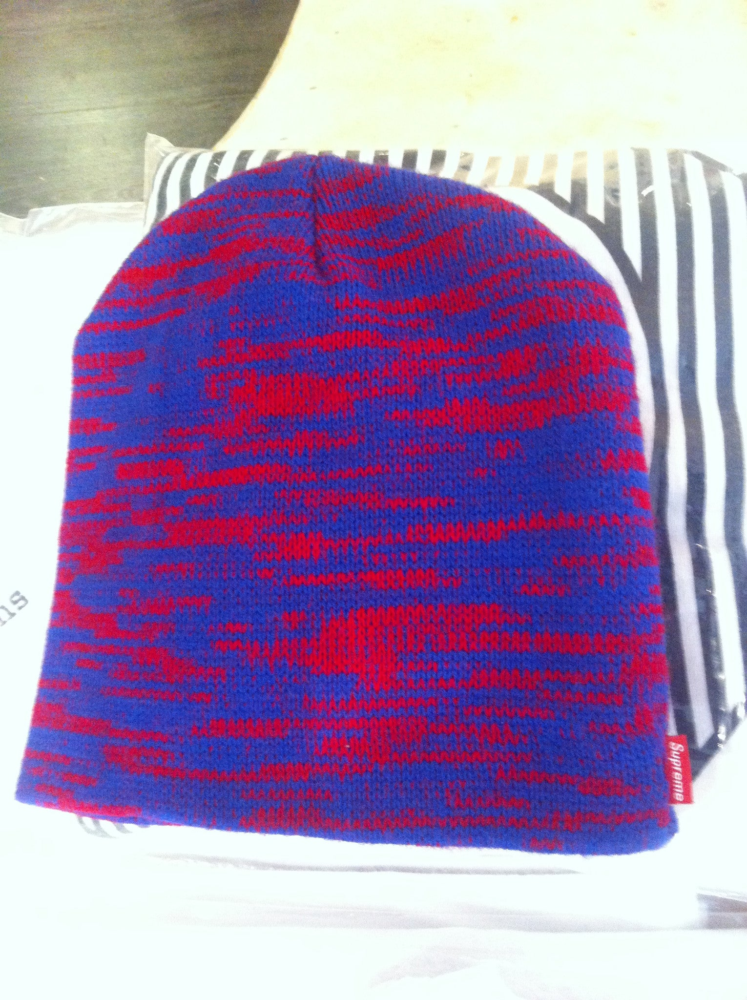 Supreme 2-Color Beanie