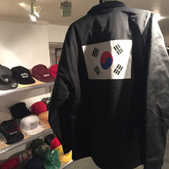 *new* Anti Social Social Club NU KOREA Work Jacket DS