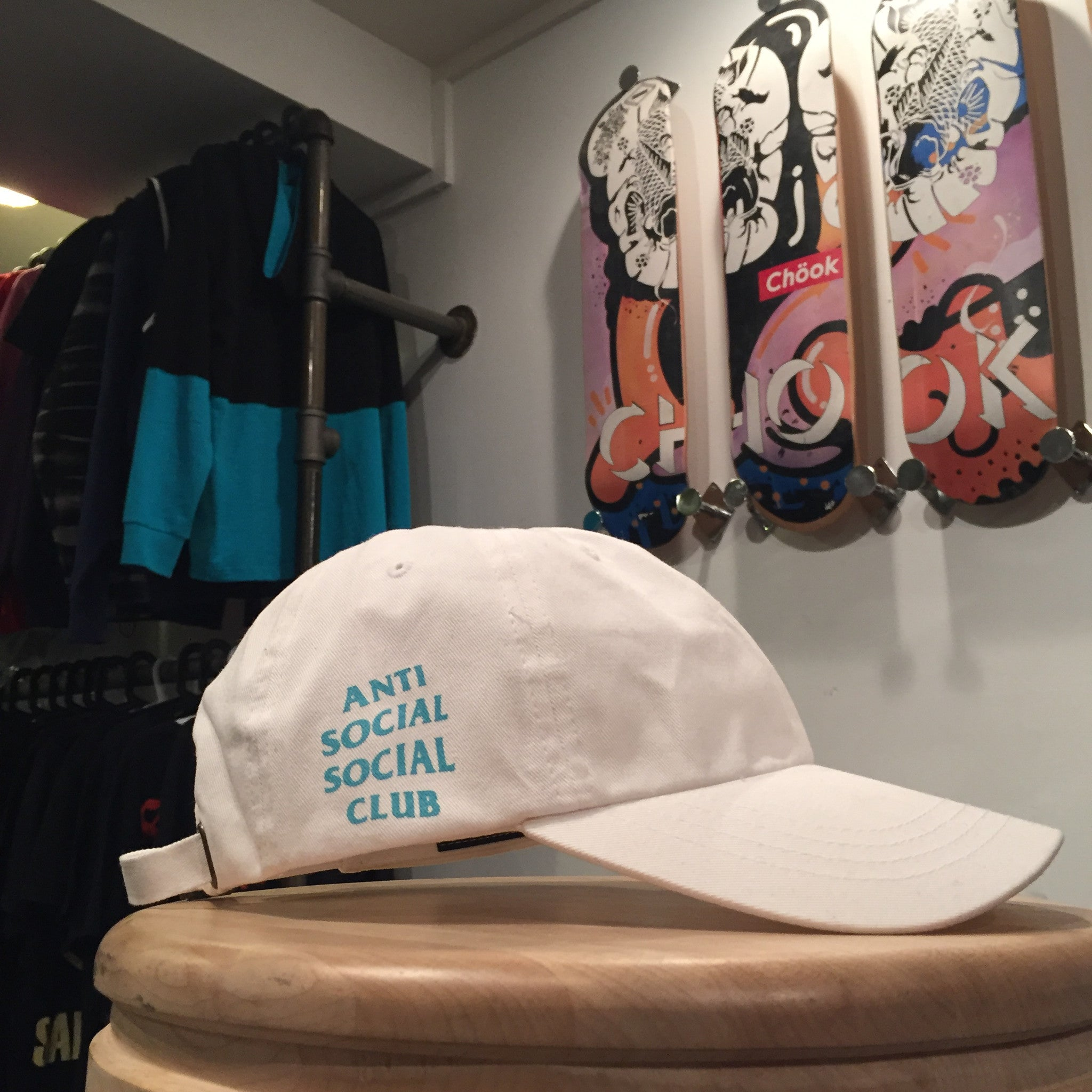 *new* Antisocial Social Club Hat DS