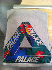 Palace Tri World Hoodie - Floral