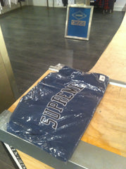 *new* Supreme Denim Baseball Jersey