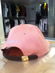 *new* Supreme S Logo 6 Panel - Pink