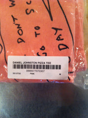 Supreme Daniel Johnston Pizza T