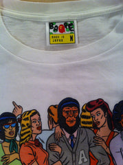 Bape Frat Party Tee - Medium