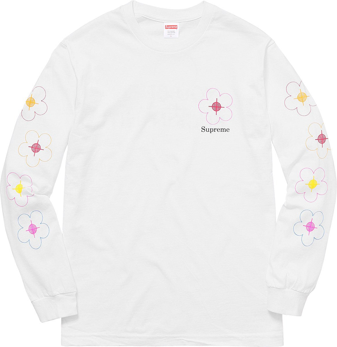 *new* Supreme Beem Hit Longsleeve DS