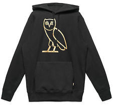 *new* OVO Embrodiered Owl Hoodie