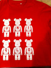 *new* UNIQLO / Bearbricks Tee - Medium