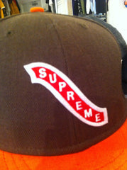 *new* Supreme Liberty Cleveland Browns Fitted - 7.25