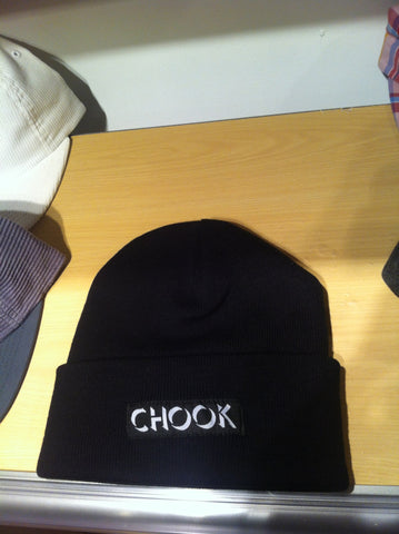 *new* Chook Beanie - Black