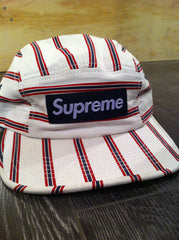 Supreme Nautical Camp Cap - DS SS2008