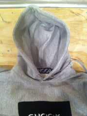 *new* CHOOK Heavyweight Hoodie - Heather Grey