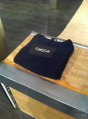 *new* CHOOK Heavyweight Hoodie - Navy