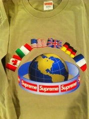 Supreme Worldwide LS - Clay