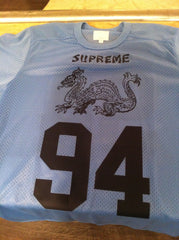 *new* Supreme Dragon Football Top - Medium DS