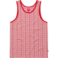 *new* Supreme Jacquard Dollar Tank DS