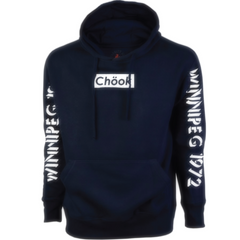 """1972 Winnipeg"" CHOOK Hoodie"