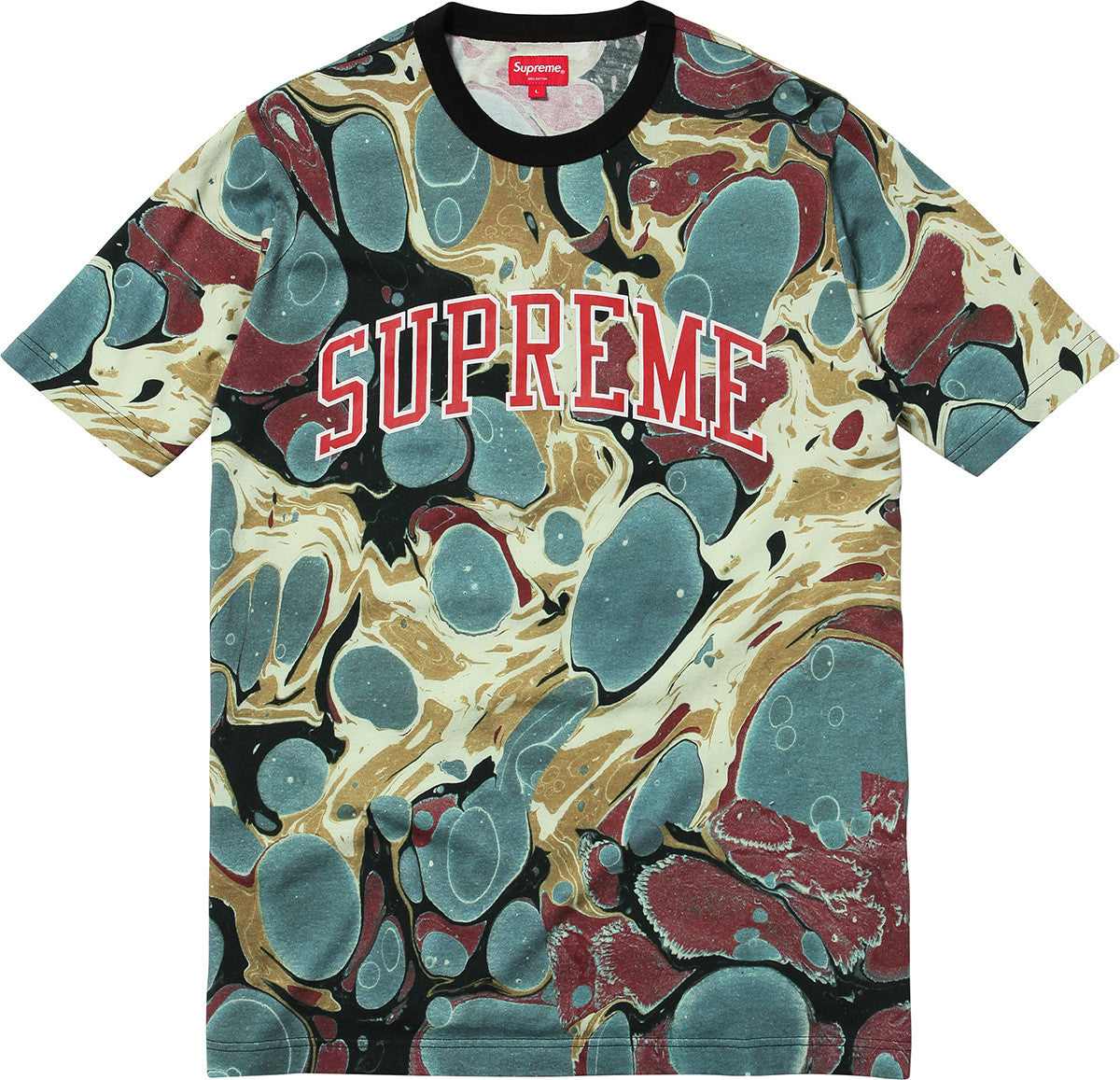 Supreme Marbled Tee 1 - DS