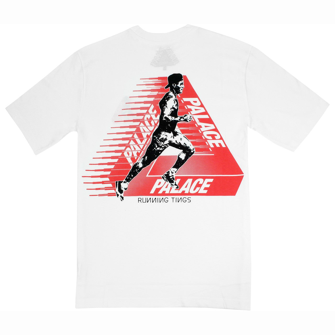 Palace Running Tings T Shirt - DS Authentic