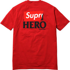 Supreme / Antihero Pocket Tee