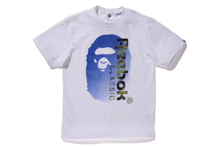 Bape / Mita / Reebok Tshirt - DS Medium