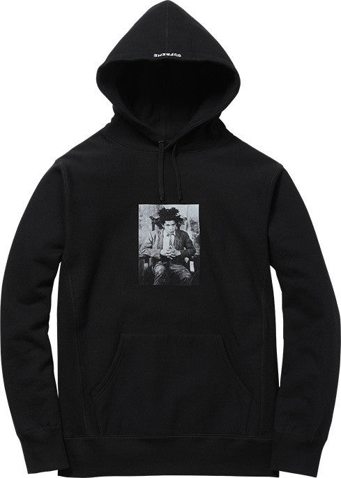 *new* Supreme Basquiat Pullover Hoodie - Small