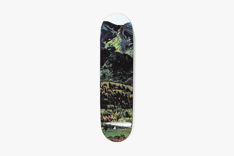 Bianca Chandon Nature Skate Deck
