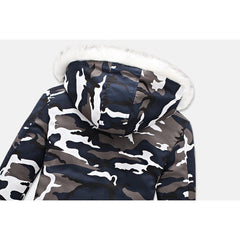 Camo Tactical Thermal Parka