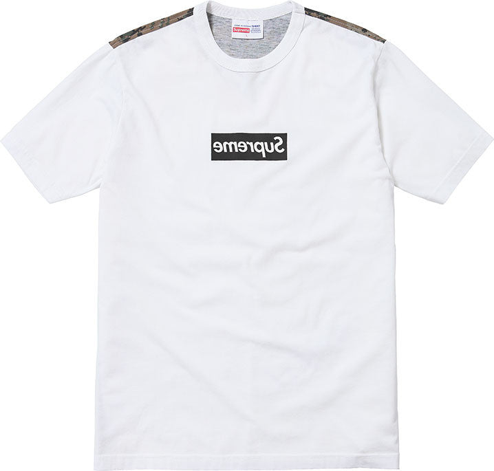 *new* Supreme / CDG Box Logo Tee - Small