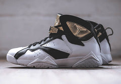 "AIR JORDAN 7 ""CIGAR & CHAMPAGNE"" PACK"