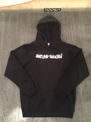 Fucking Awesome Inverted Emboridered Logo Hoodie DS
