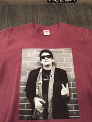 *new* Supreme Shane MacGowan Tee Large DS
