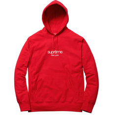 *new* Supreme Classic Logo Hoodie DS Medium