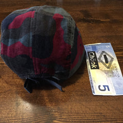 *new* Supreme Velvet Camo Camp DS